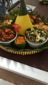 Nasi Tumpeng Daerah Tebet