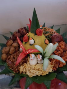 Nasi Tumpeng Recommended