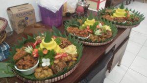 Nasi Tumpeng Daerah Jakarta Selatan