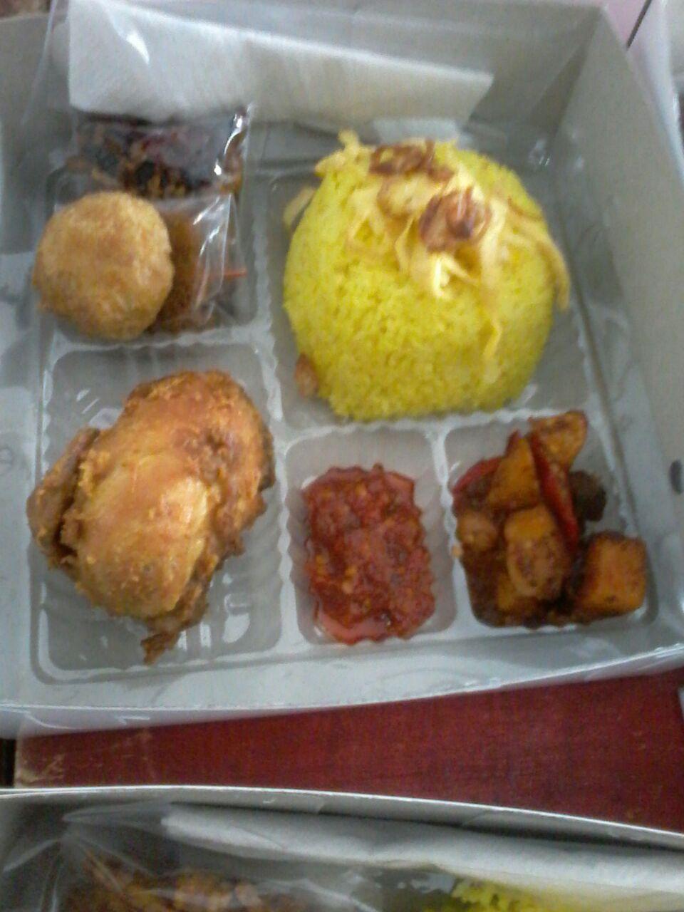 Pesan Nasi Box Di Cakung Jakarta Timur
