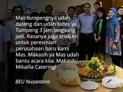 Pesan Nasi Tumpeng Di Mampang Jakarta Selatan